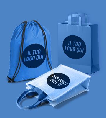 Borse Porta Pc e Notebook con Logo stampato