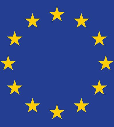 Gemaakt in Europa Banner