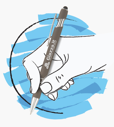 Penne Stilolinea Marchio Italiano con personalizzazione