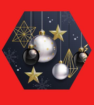 Weihnachtskarten Banner